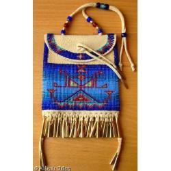 Blue Mahpiya